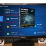 Восстановление Windows на другом компьютере с использованием технологии AOMEI Universal Restore