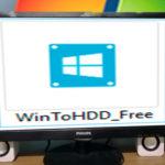 Как установить или переустановить Windows без загрузочного носителя с помощью программы WinToHDD