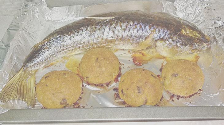 рецепт фаршированной рыбы