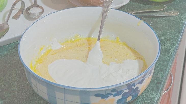 фото рецепт пирога с яблоками пошагово