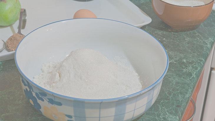 рецепт пирога с яблоками простой и вкусный