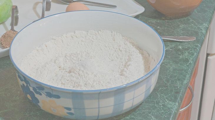 рецепт вкусного пирога в духовке с яблоками