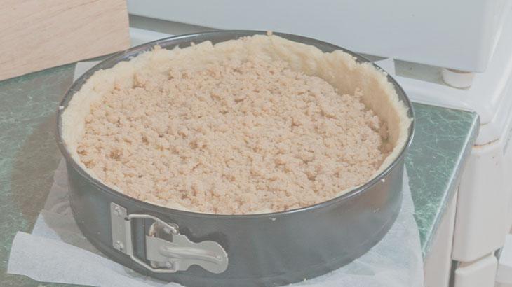 яблочный пирог пошаговое фото