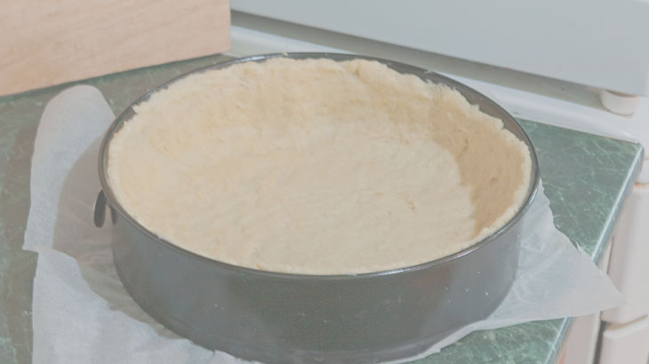 яблочный пирог пошаговый
