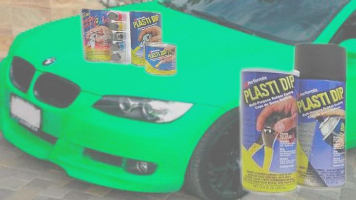 пластидип покраска авто отзывы