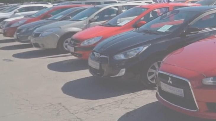 авто продажа подержанных автомобилей