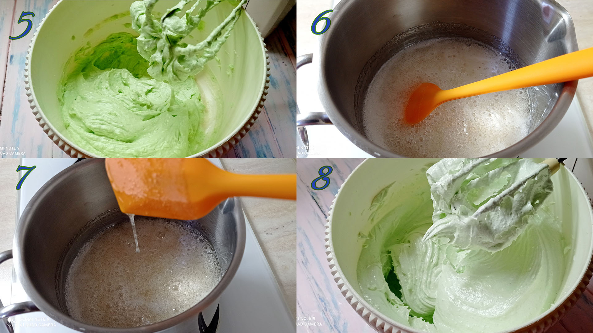 приготовление зефира